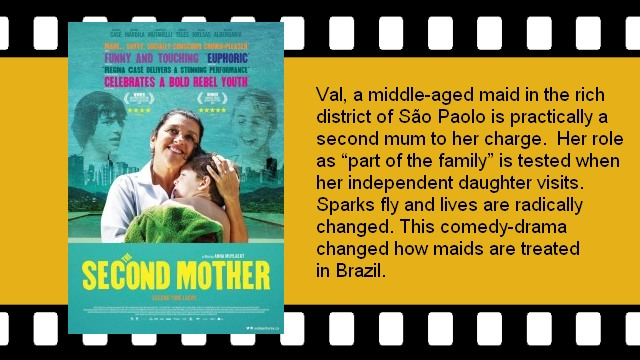 The Second Mother at MIFF