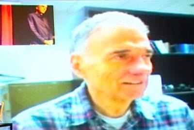 Shane Jolley interviews Ralph Nader at MIFF 2007