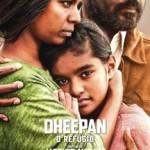 Dheepan poster