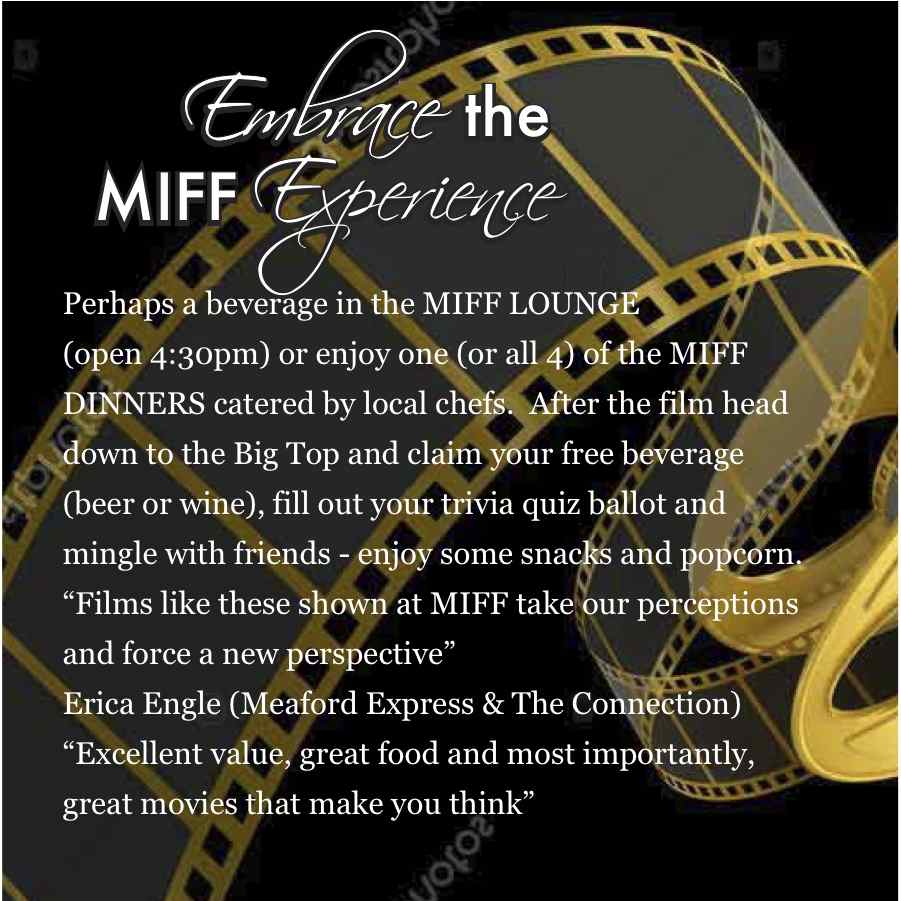 MIFF EXPERIENCE